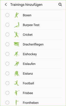 Samsung-Health-App-alle-Sportarten-3