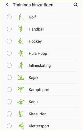 Samsung-Health-App-alle-Sportarten-4
