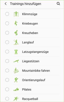 Samsung-Health-App-alle-Sportarten-5