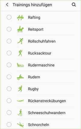 Samsung-Health-App-alle-Sportarten-6