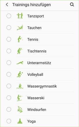 Samsung-Health-App-alle-Sportarten-9