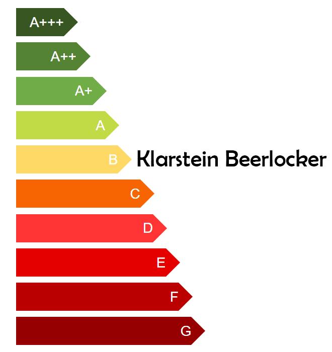 Effizienzklasse-Klarstein-Beerlocker