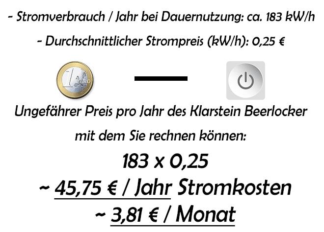Stromverbrauch-Stromkosten-Klarstein-beerlocker